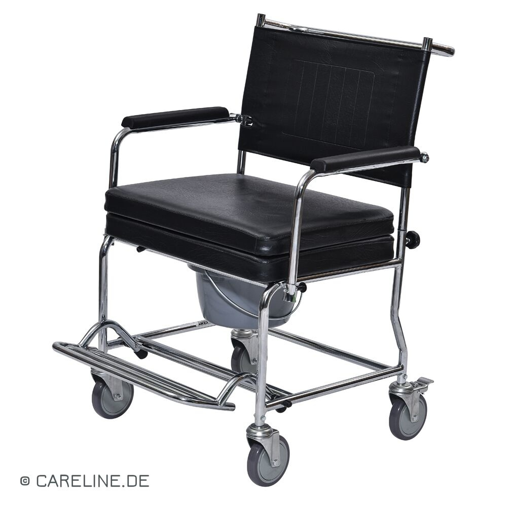XXL Toilet-rolstoel V-40 po-stoel