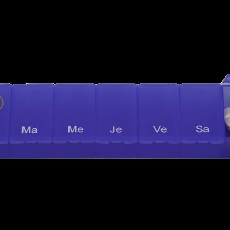 Able2 Pillendoos 1 week - Verschillende talen