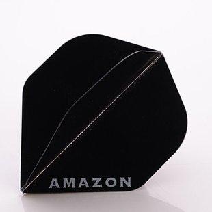 Amazon 100 Transparant Black