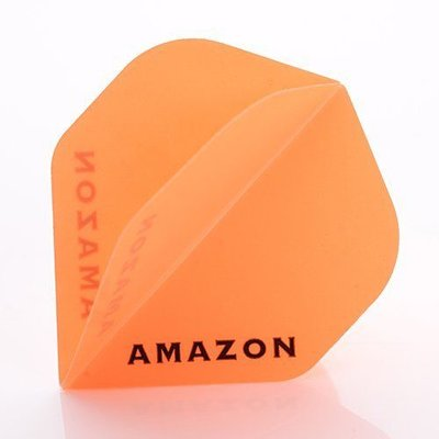Amazon 100 Transparant Orange