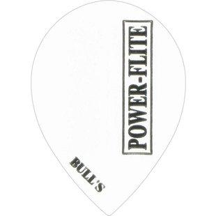 Bull's Powerflite - Pear Solid White