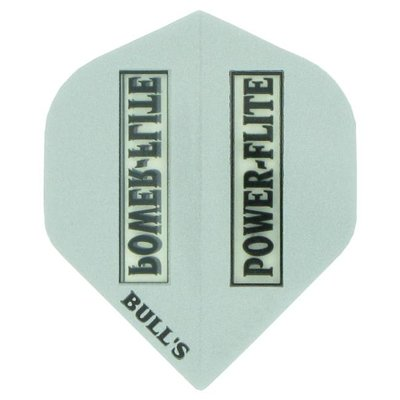 Bull's Powerflite Transparent Zilver