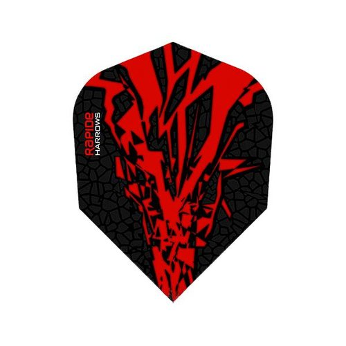 Harrows Harrows Rapide-X Red