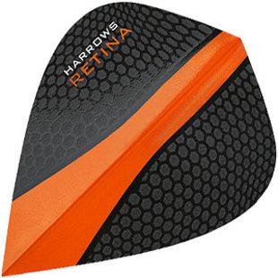 Harrows Retina Orange Kite