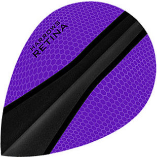 Harrows Retina-X Purple Pear