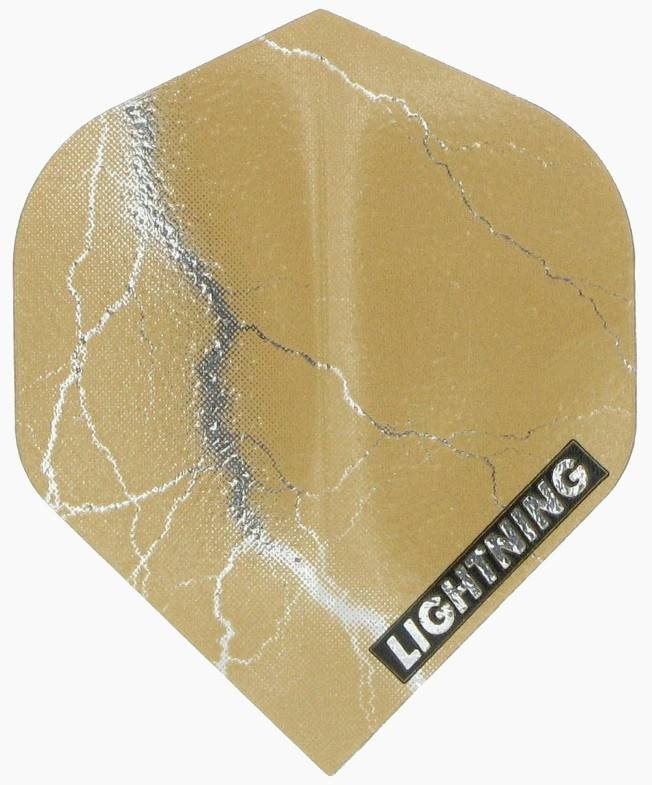 McKicks Metallic Lightning Flight Goud
