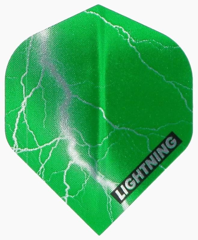 McKicks Metallic Lightning Flight Groen