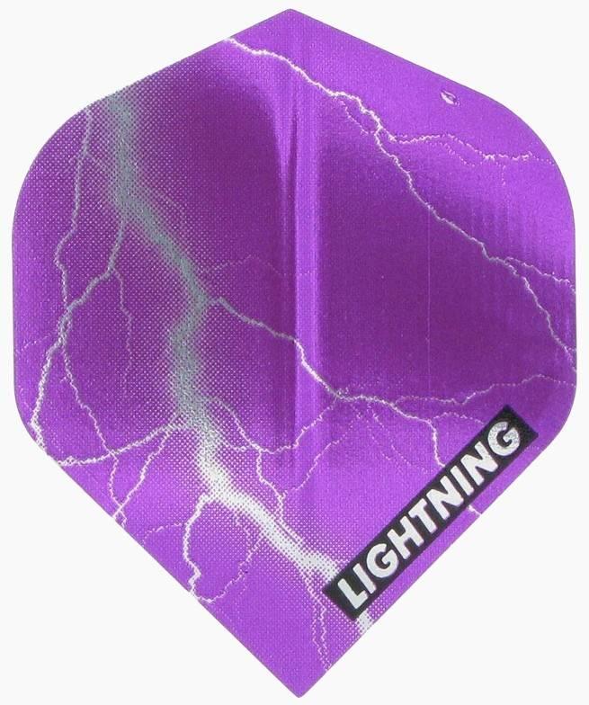 McKicks Metallic Lightning Flight Paars