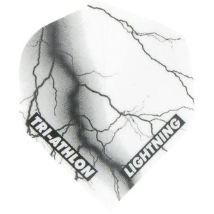 McKicks Tri-Athlon Lightning Flight White