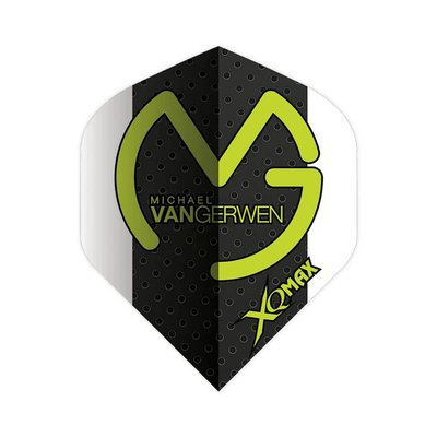 Michael van Gerwen Grey Dots Flight