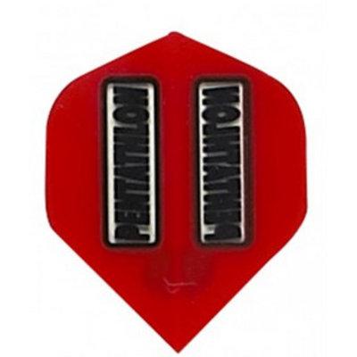 Pentathlon - Transparant Red