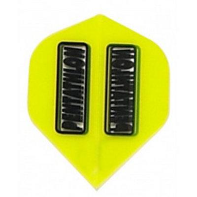 Pentathlon - Transparant Yellow
