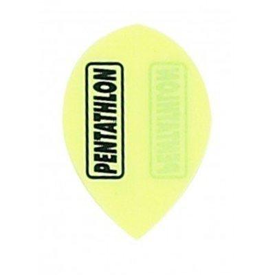 Pentathlon Pear Yellow