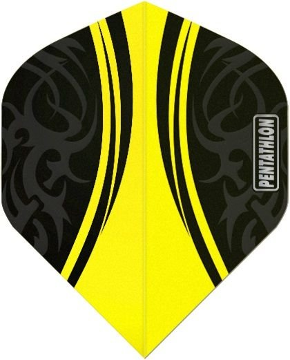 Pentathlon Tribal Clear Yellow