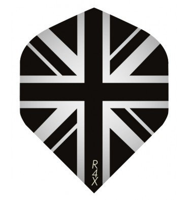 Ruthless R4X Union Jack Flight Black