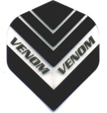 Ruthless Venom Transparant Black