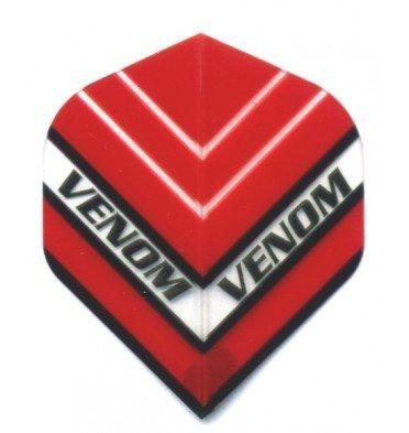 Ruthless Venom Transparant Red