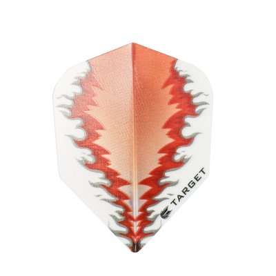 Target Power Vision 100 Fire White-Red