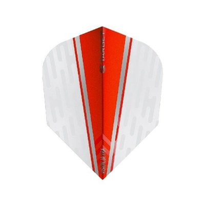 Target Vision Ultra White Wing Red No.6