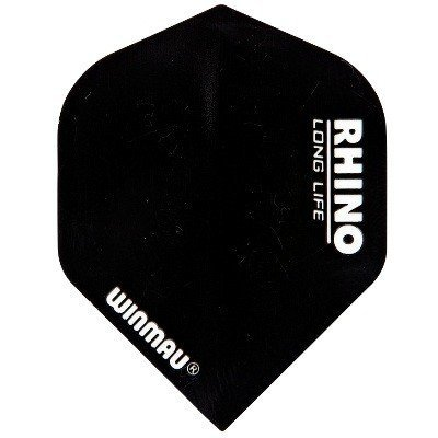 Winmau Rhino Black Flight
