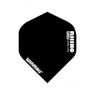 Winmau Rhino Black Plus Flight