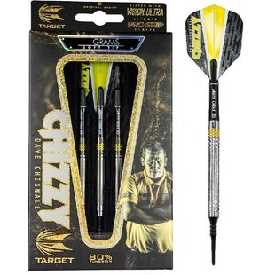 Target Dave Chisnall 80% Soft Tip