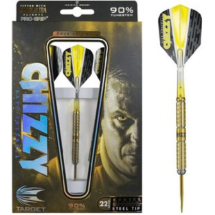 Target Dave Chisnall Cortex Grip 90%