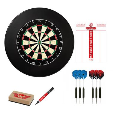 Dartshopper Surroundset Black