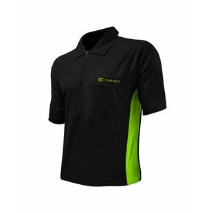 Target Cool Play Hybrid Shirt Black Green