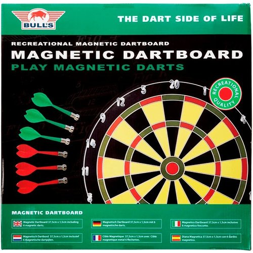 Bull's Bull's Magnetic Dartboard