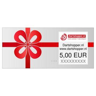 Dartshopper Cadeaubon