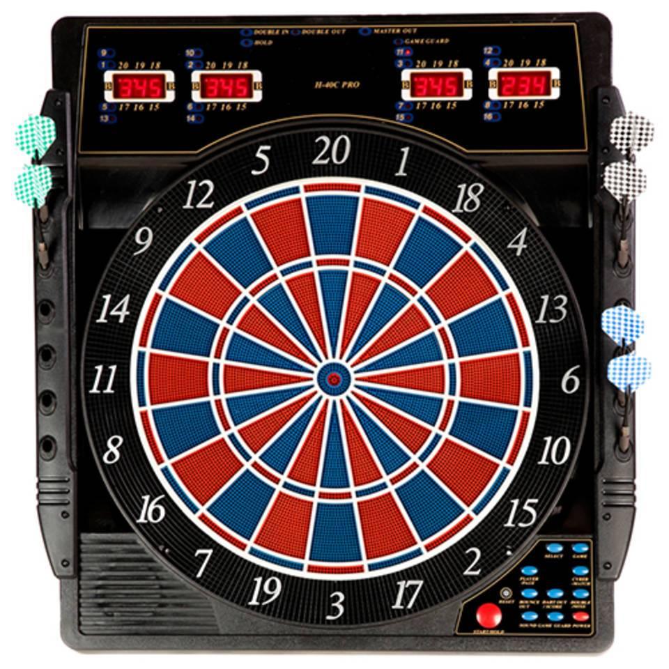 Karella - CB-50 Elektronisch Dartbord