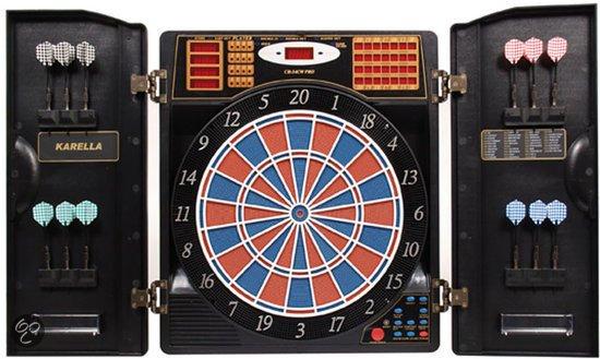 Karella - CB-90 Elektronisch Dartbord