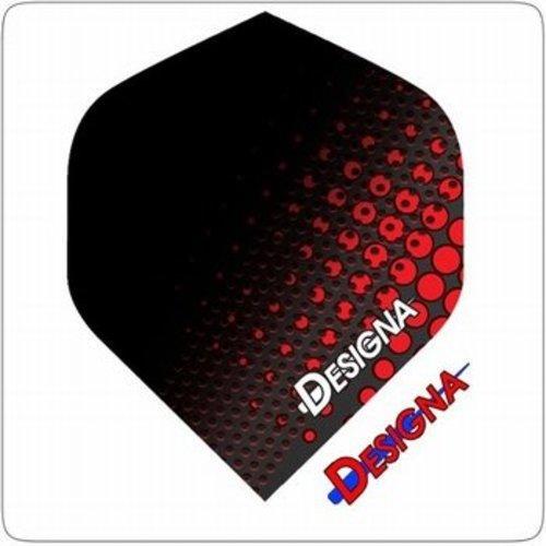 Dartshopper DSX Spotted Metal Red