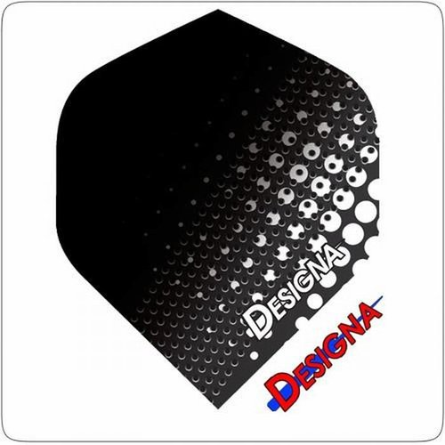 Dartshopper DSX Spotted Metal Silver
