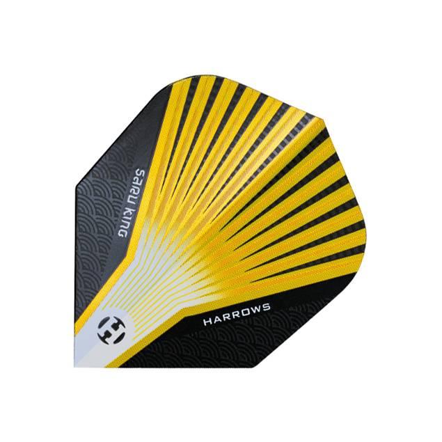 Harrows Prime Yellow Fan Saru King