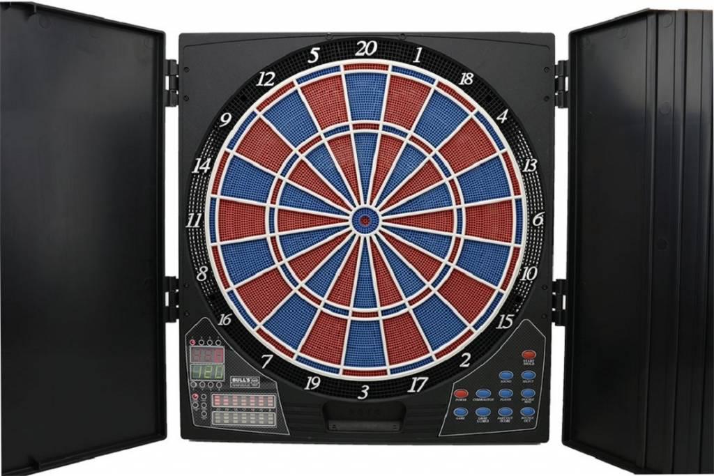 Dartbord Met Kast : Bull s lightning rb sound elektronisch dartbord dartshopper