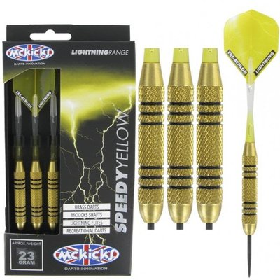McKicks Speedy Yellow Brass 23 gram