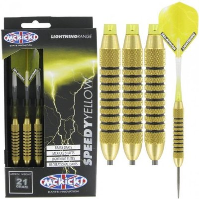 McKicks Speedy Yellow Brass 21 gram