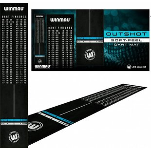 Winmau Outshot Heavy Duty Dartmat