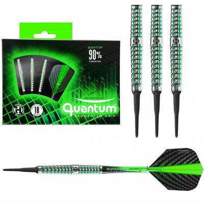Harrows Quantum 90% Soft Tip