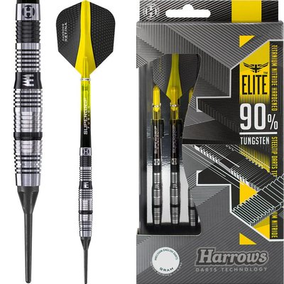 Harrows Elite 90% Soft Tip