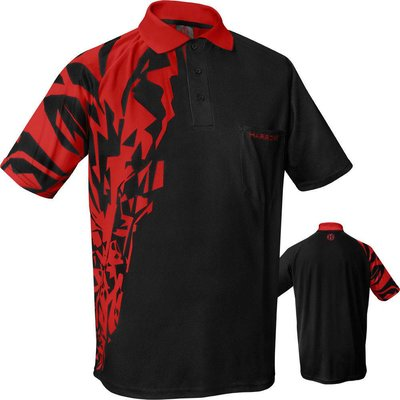 Harrows Rapide Red Dartshirt