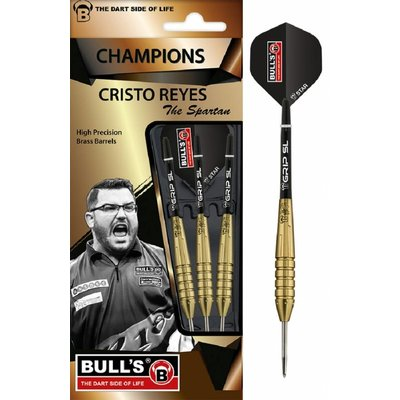 Bull's Cristo Reyes Brass