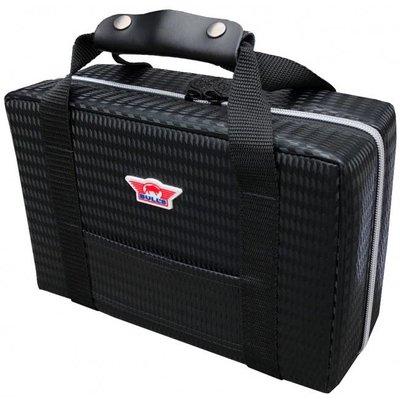 Bull's Ubertas XL Case Black Carbon