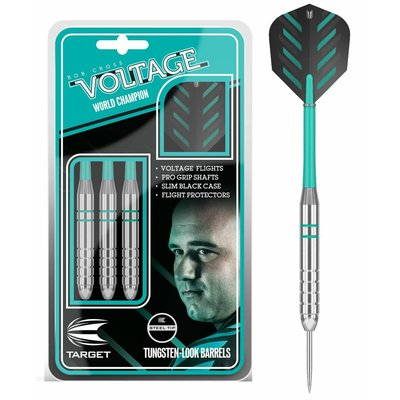 Target Rob Cross Silver Voltage