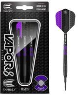 Target Vapor-8 Black-Purple 80% Soft Tip