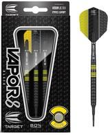 Target Vapor-8 Black-Yellow 80% Soft Tip