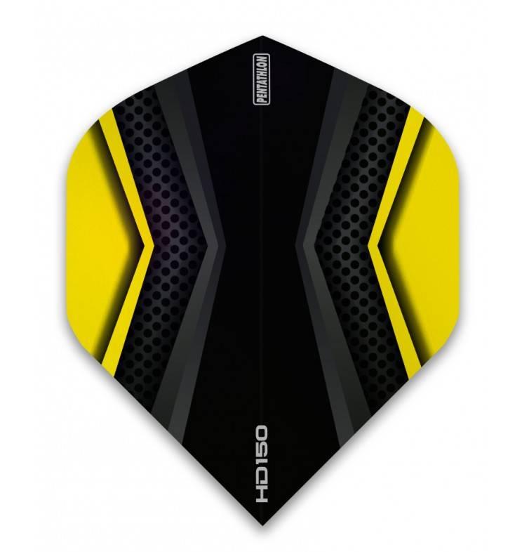 Pentathlon HD150 Black-Yellow