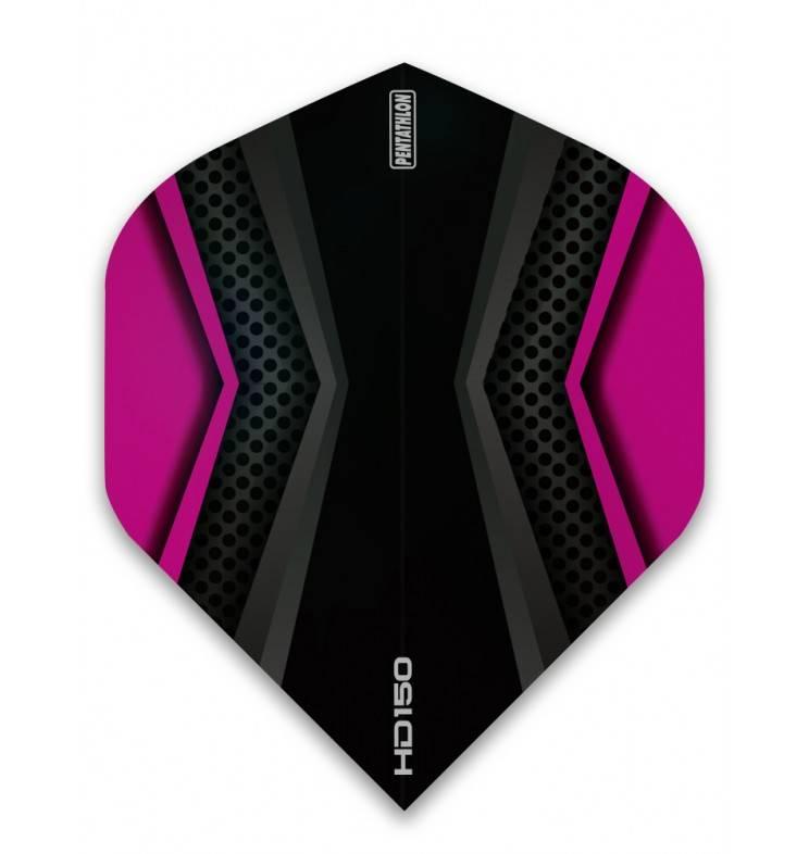 Pentathlon HD150 Black-Pink